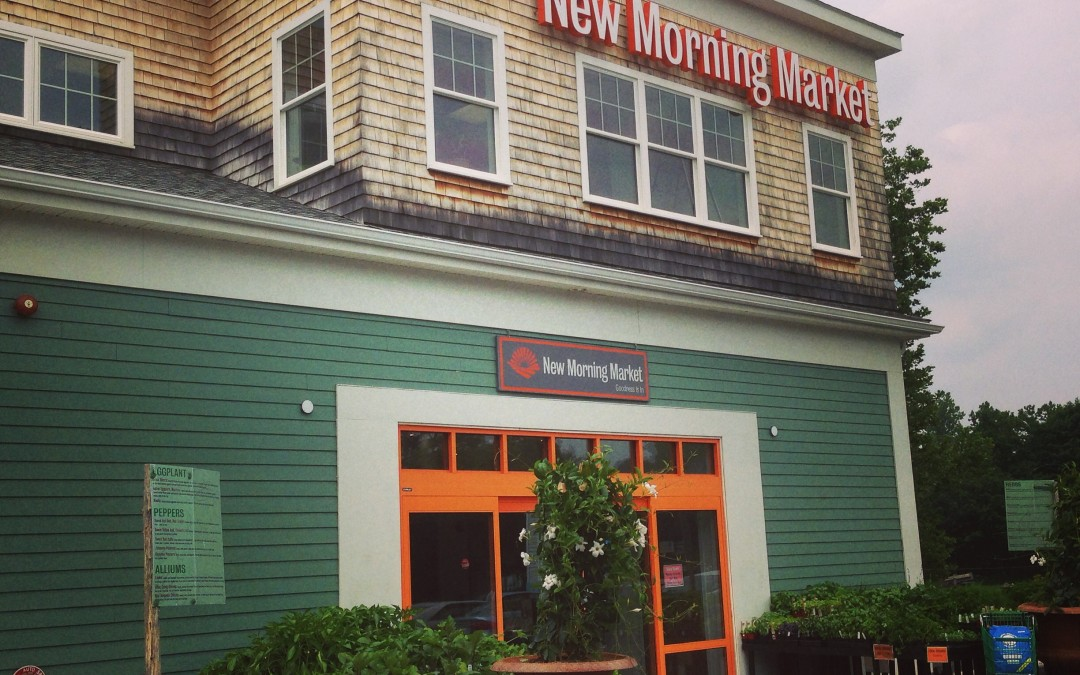 Customer Profile: New Morning Market