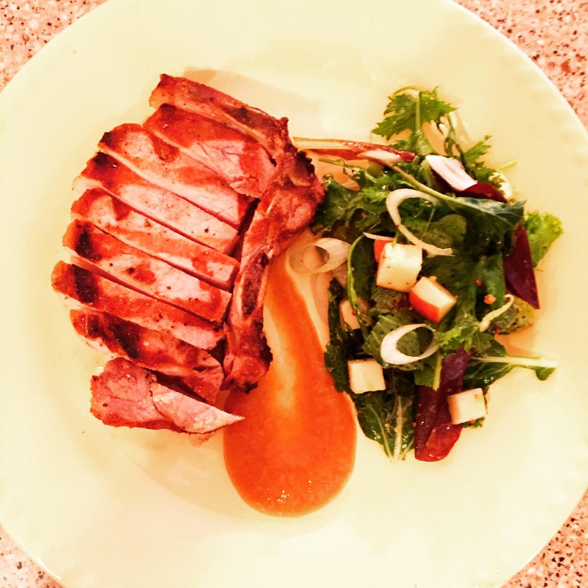 Walden Hill Acorn Pork Chop
