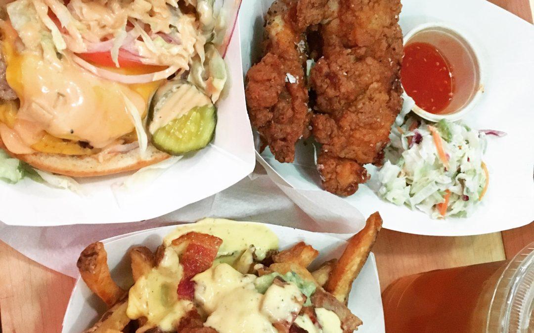Oink @ Junzi Kitchen: Fast Food Done Right!