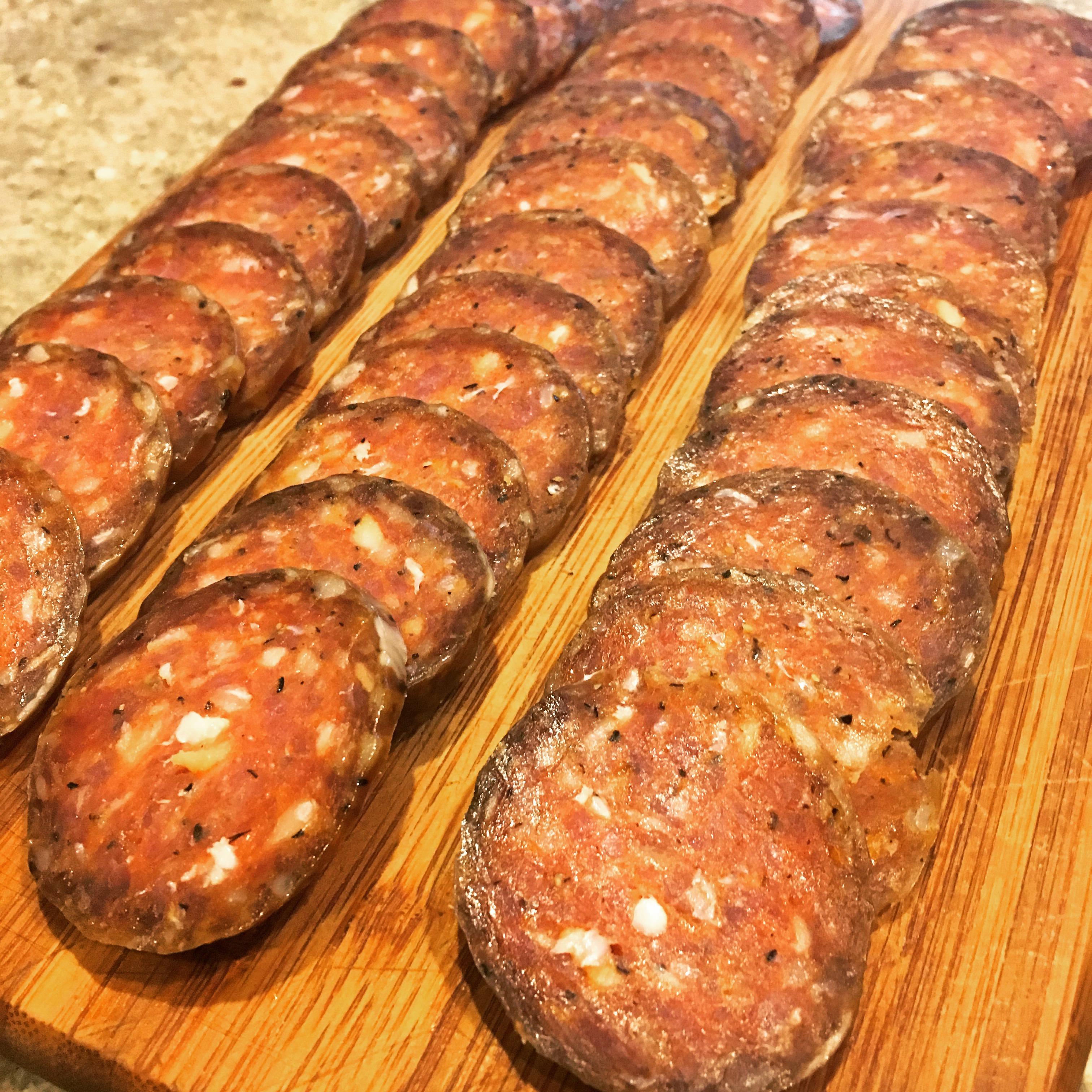 Walden Hill Acorn Pork Mild Salami