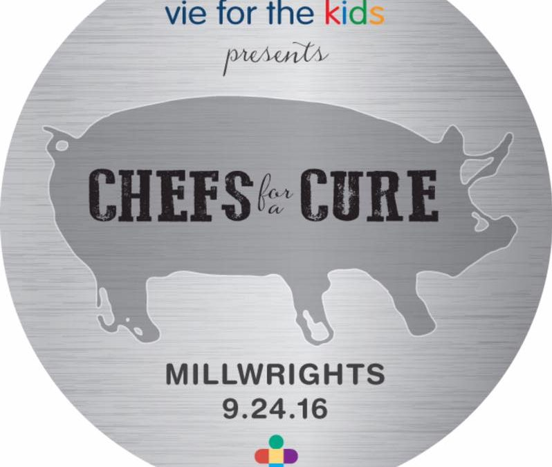 Chefs for a Cure: Whole Hog Dinner Against Childhood Cancer