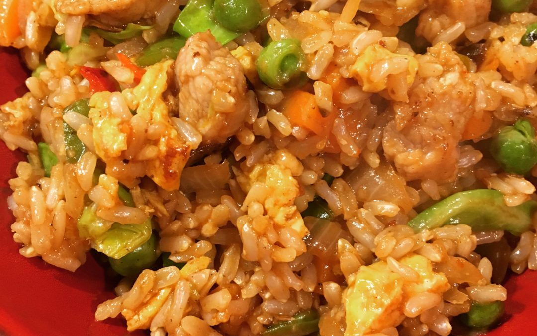 Pork Fried Rice: Better and Faster Than Take-Out!